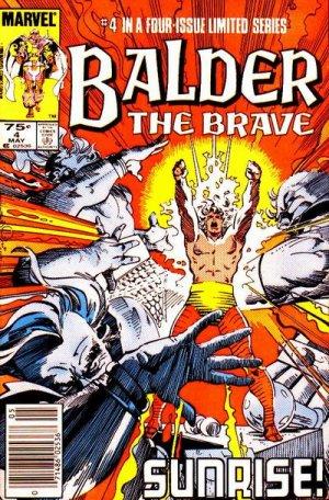 Balder the Brave # 4 Issues