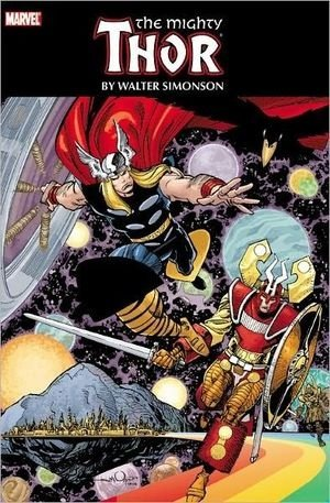 Thor édition (SÉRIE Thor By Walter Simonson Omnibus)