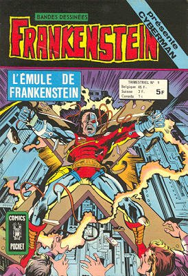 Marvel Spotlight # 9 Kiosque