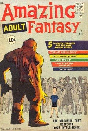 Amazing Adult Fantasy 7 - #7