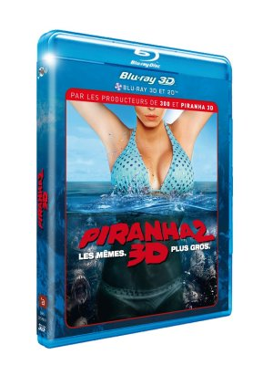 Piranha 3D 2 édition Simple