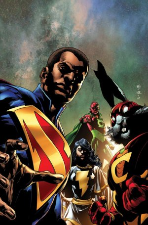 Multiversity édition Issues