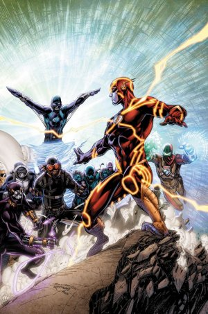 Flash # 34 Issues V4 (2011 - 2016) - The New 52