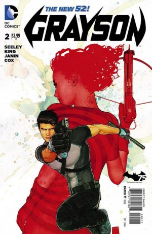 Grayson # 2 Issues V1 (2014 - 2016)