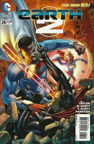 Earth Two # 26 Issues V1 (2012 - 2015)