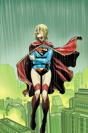 Supergirl # 34 Issues V6 (2011 - 2016)