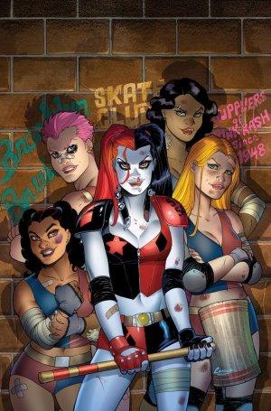Harley Quinn # 10 Issues V2 (2013 - 2016)