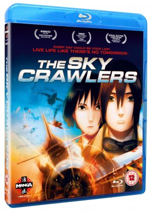The Sky Crawlers édition Blu-ray