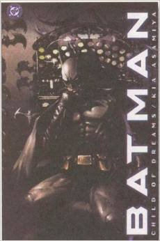 Batman - L'enfant des rêves édition Paperback