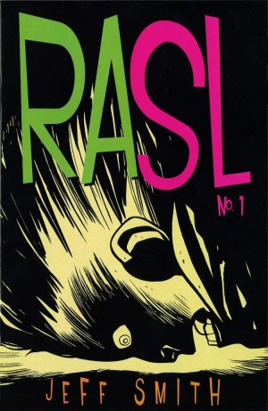 RASL édition Issues (2008 - 2012)