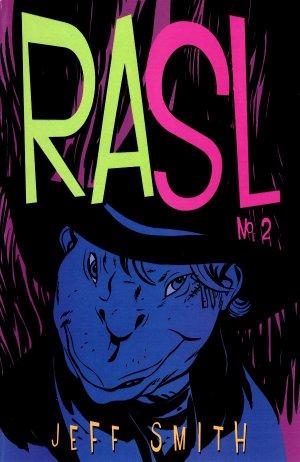RASL # 2 Issues (2008 - 2012)