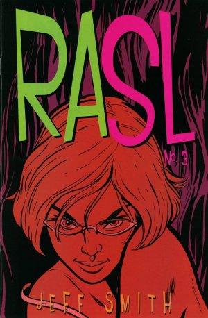 RASL # 3 Issues (2008 - 2012)