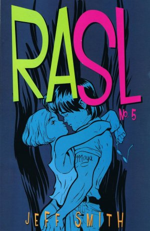 RASL # 5 Issues (2008 - 2012)