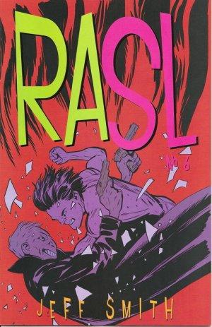 RASL # 6 Issues (2008 - 2012)
