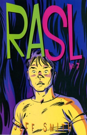 RASL # 7 Issues (2008 - 2012)
