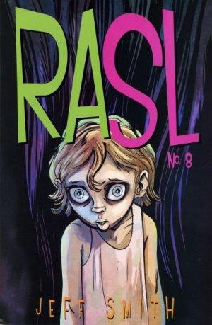 RASL # 8 Issues (2008 - 2012)