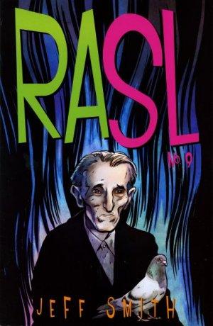 RASL # 9 Issues (2008 - 2012)