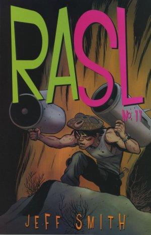 RASL # 11 Issues (2008 - 2012)
