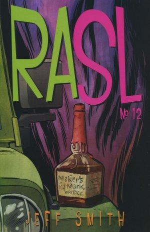 RASL # 12 Issues (2008 - 2012)