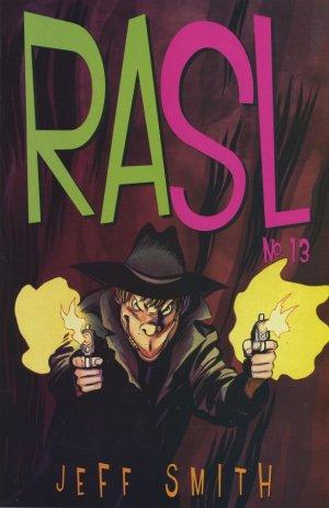 RASL # 13 Issues (2008 - 2012)