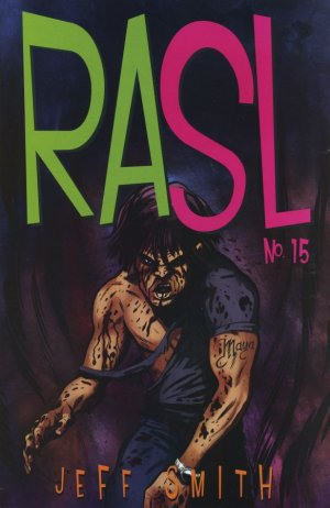 RASL # 15 Issues (2008 - 2012)