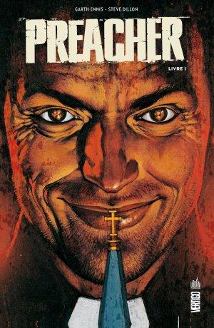 Preacher édition TPB hardcover (cartonnée)