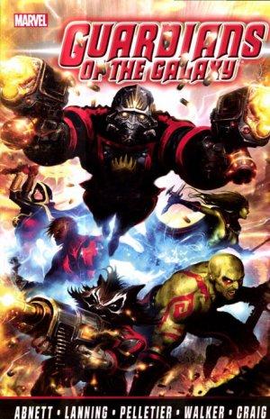 Les Gardiens de la Galaxie édition TPB Softcover - Issues V2 (2014)