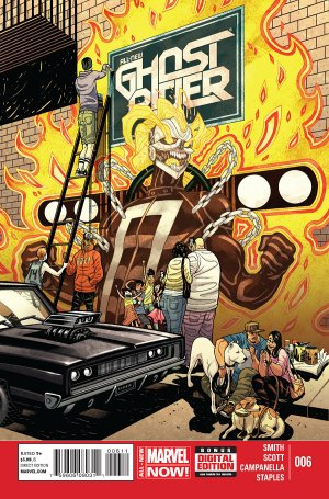 All-New Ghost Rider # 6 Issues (2014 - 2015)