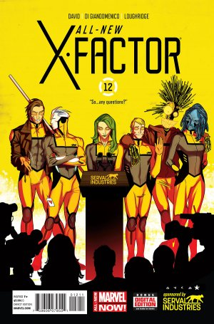 All-New X-Factor 12