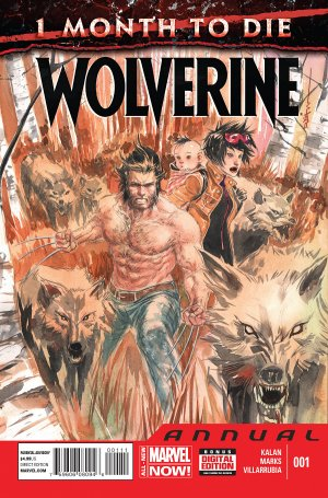 Wolverine édition Issues V6 - Annual (2014)