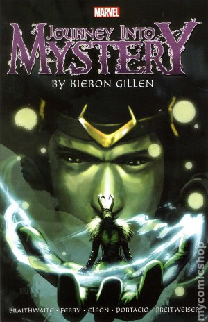 Journey Into Mystery édition TPB Softcover (2014)