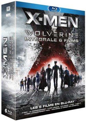 X-Men 0 - X-Men et Wolverine - Intégrale 6 films