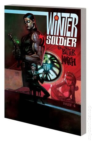 Winter Soldier - The bitter march édition TPB softcover (souple)