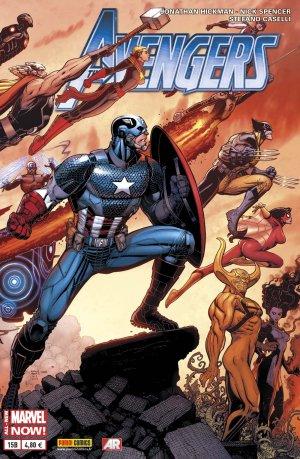 New Avengers # 15 Kiosque V4 (2013 - 2015)