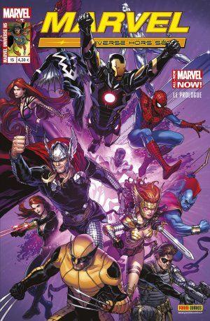Marvel Universe Hors Série 15 - ALL-NEW MARVEL NOW! POINT ONE