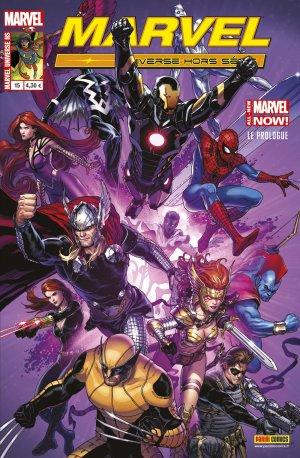 All-New Marvel Now! Point One # 15 Kiosque V1 (2008 - 2014)