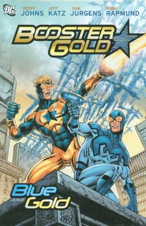 Booster Gold édition TPB Hardcover (cartonnée) - Issues V2