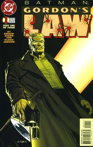 Batman - Gordon's law # 1 Issues