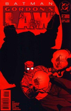 Batman - Gordon's law # 2 Issues