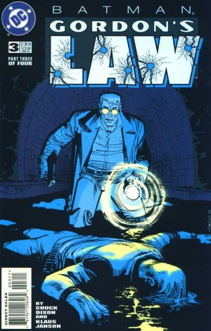Batman - Gordon's law # 3 Issues