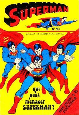 Superman édition Kiosque V2 (1969 - 1980)