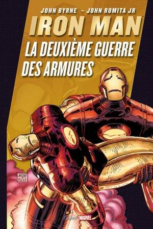 Iron Man - La Deuxième Guerre des Armures 2 édition TPB hardcover (cartonnée)