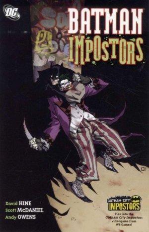 Batman - Impostors édition TPB softcover (souple)