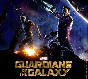 Les Gardiens de la Galaxie édition TPB Hardcover (2014)