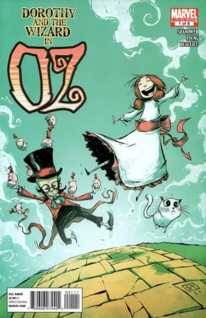 Dorothée et le magicien d'Oz édition Issues