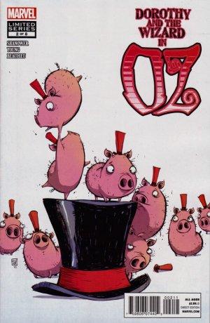 couverture, jaquette Dorothée et le magicien d'Oz 2 Issues (Marvel) Comics