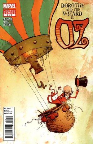 couverture, jaquette Dorothée et le magicien d'Oz 6 Issues (Marvel) Comics