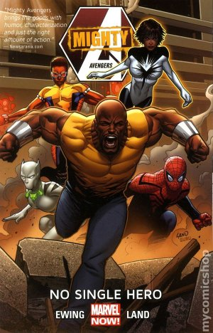 Mighty Avengers édition TPB Softcover - Issues V2 (2014)