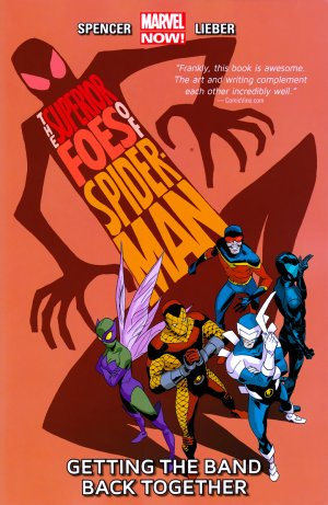 Superior Foes of Spider-Man édition TPB softcover Issues V1 (souple)