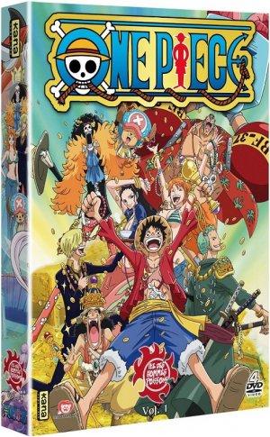 One Piece édition DVD - Saison 11 - L'île des hommes poissons